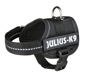 Bilde av Julius-K9® Powersele, Baby 1/XS: 30-40 cm, svart